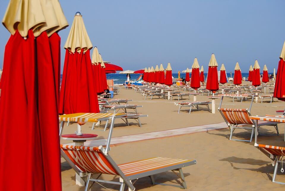 Scopri le 8 mete turistiche estive in Italia